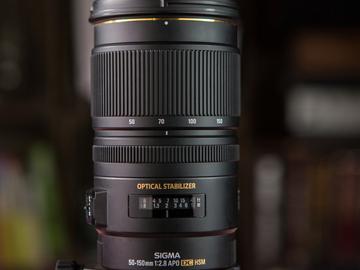 Rent: Sigma 50-150 f/2.8 OS