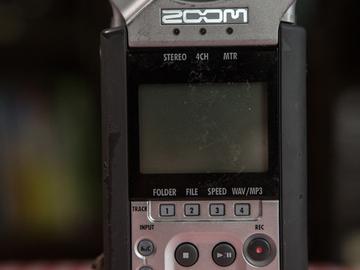 Rent: Zoom H4N