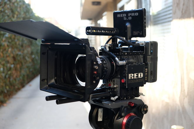RED Scarlet-X Dragon 5K