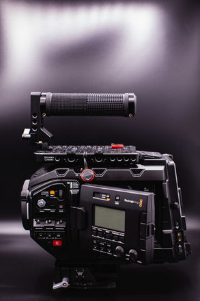 Blackmagic URSA Mini Pro Kit w/ BRAW Updates
