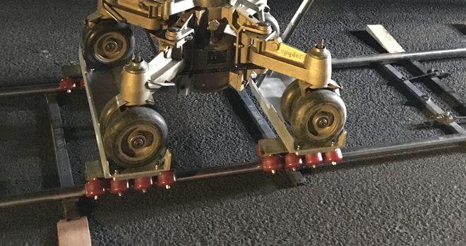 Modern studio Equipment  Dolly Channel Slate wheels