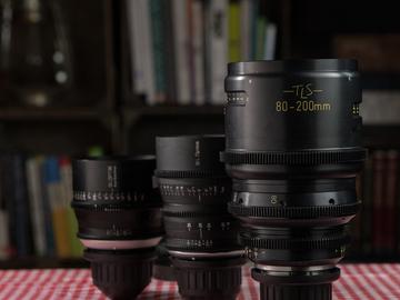Rent: PL Lens Kit