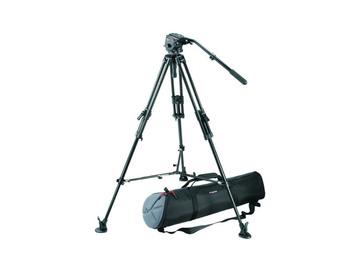 Rent: Manfrotto Video Tripod w/351MVB2 Legs, 503 Pro Head, More