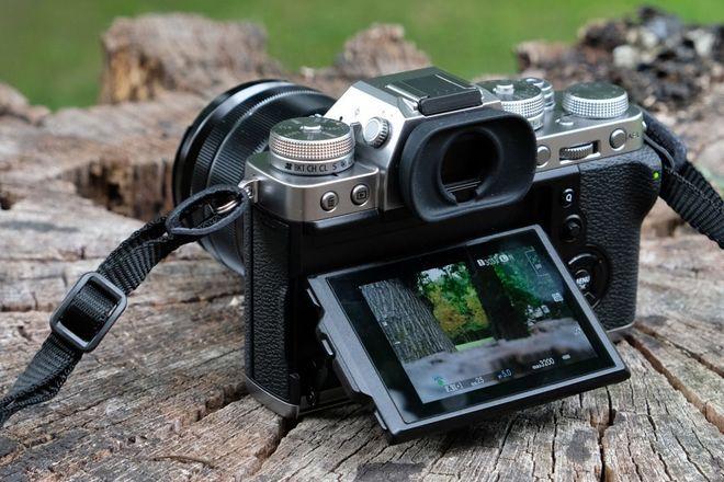 Fuji X-T3 Camera Kit - Super Takumar 50 1.4/EF Mount