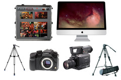 Rent: COMPLETE Package for Live Broadcast
