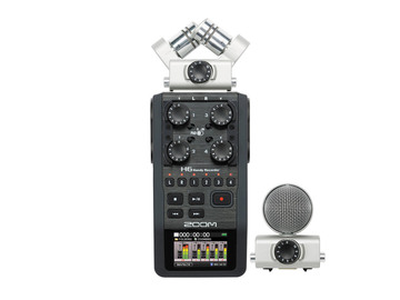 Rent: Zoom H6 kit