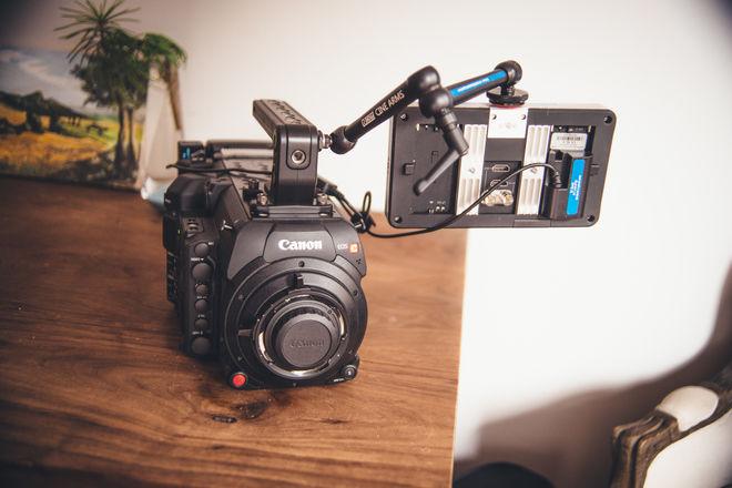 Canon C700 Full Frame FF like C500 ii. PL