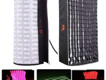 Falcon Eyes RX-718 RGB 100W LED Flex Pannel