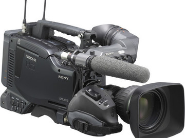 Rent: 4 x Sony F800 ENG Camera Package