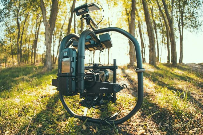 Freefly Systems MoVI Pro Handheld Bundle With MoVI Controlle