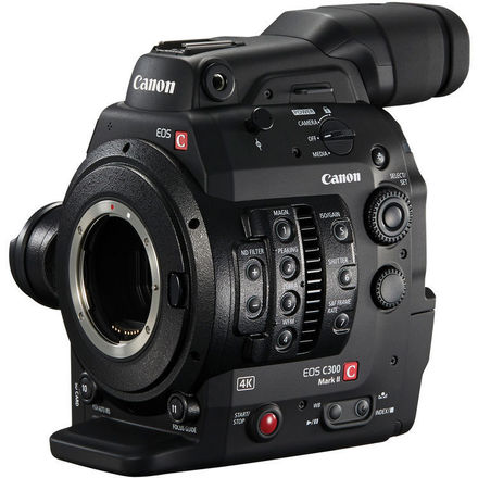 CANON | C300 MK II | EOS 4K CINEMA | KIT