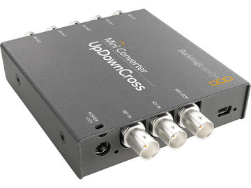 Rent: Blackmagic Design Mini Converter UpDownCross