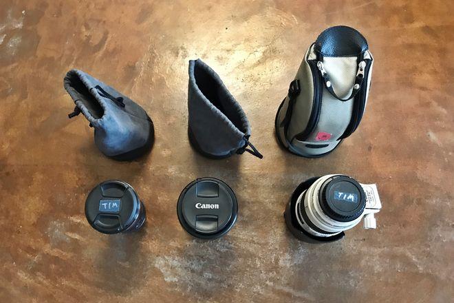 Canon L Series Zoom Set 16-35ii, 24-70ii, 70-200ii f/2.8 USM