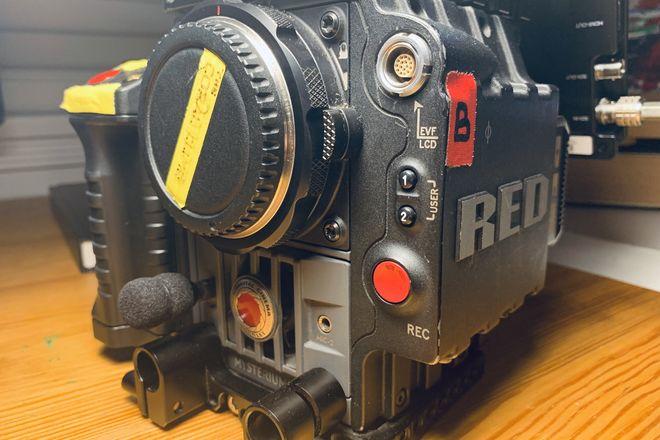 RED Scarlet-MX 4K
