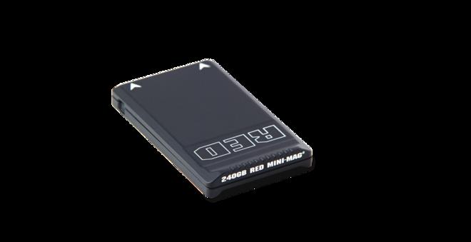 Red Mini Mag - 240GB