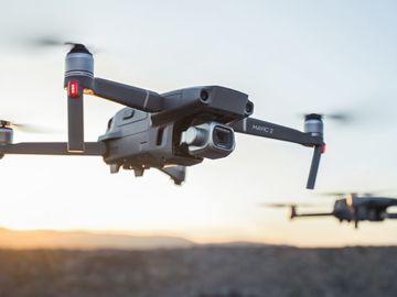 DJI Mavic 2 Pro Quadcopter + 2 Batteries and ND/Polarizers