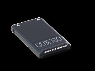 Red Mini Mag - 120GB
