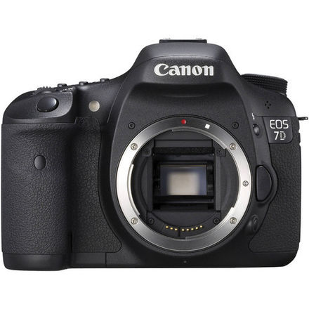 canon 7D Infra Red