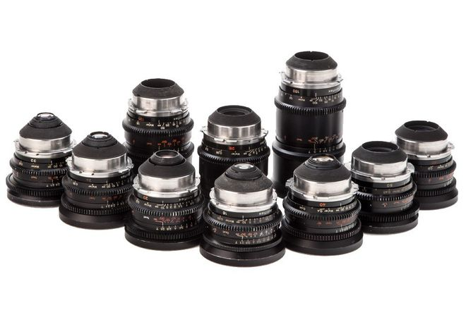 Zeiss Standard Lens Set