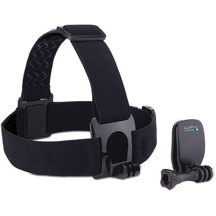 GoPro Head Strap and QuickClip (3 OF 3)