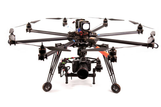 Cinestar 8 HL octocopter