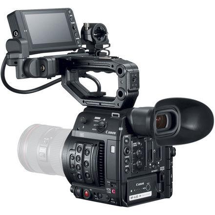 Canon C200 (EF) w/atomos ninja flame and 3 x 256gb cfast