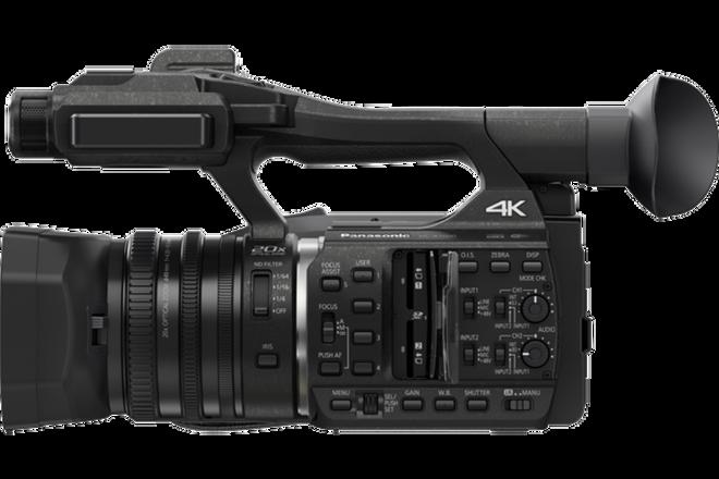 Rent a Panasonic HC-X1000 4K DCI/Ultra HD/Full HD Camcorder