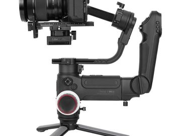 Zhiyun Crane 3 lab with servo zoom and focus