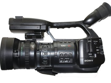 Sony PMW-EX1 XDCAM camcorder package w/ acc.
