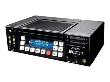 Rent: Aja KiPro recorder w/ drives, acc. (1 of 2)