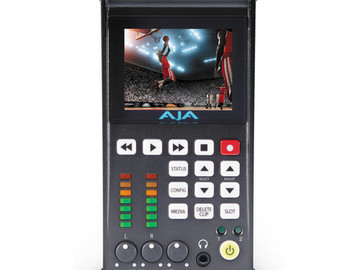 Rent: Aja KiPro Quad recorder w/ drives, acc (1 of 2)