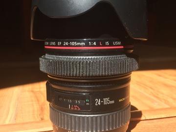Canon L 24-105mm F/4
