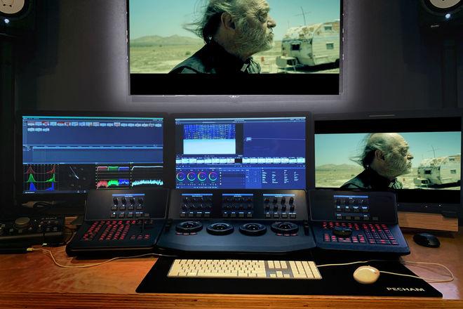 Full panel DaVinci Suite/ Edit bay/Production space