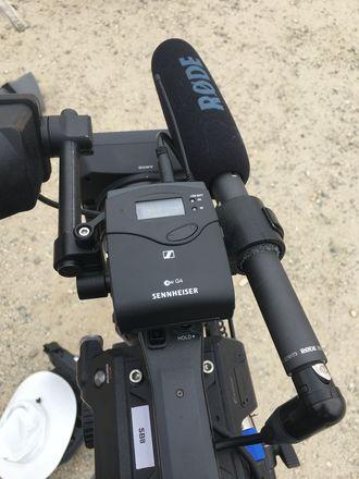 Sennheiser EW 112P G4 Wireless Lavalier Kit