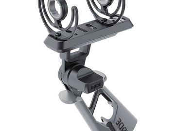 Rent: Rode PG2-R Pistol Grip Shock Mount