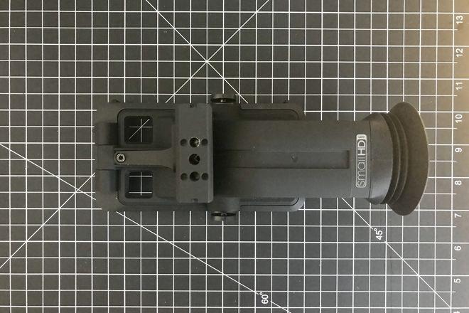 SmallHD Sidefinder 502 EVF