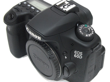Rent: Canon 60D Body