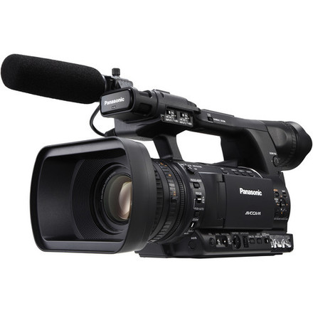 Panasonic AG-AC130A HD Handheld Camera