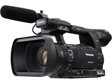 Rent: Panasonic AG-AC130A HD Handheld Camera