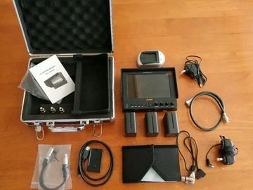 """Rent: 7"""" SDI/HDMI field monitor"""