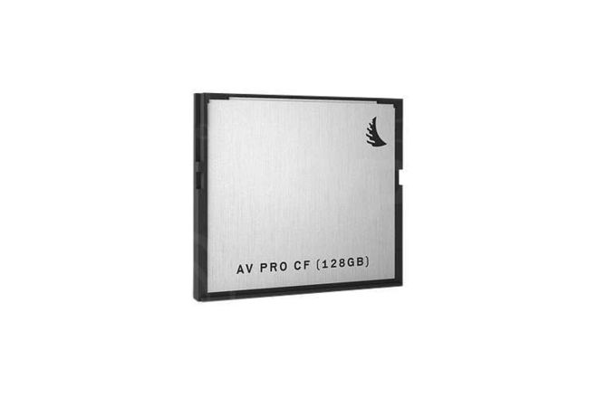 Angelbird 256GB AV Pro CF CFast 2.0 Memory Card (1of 2)