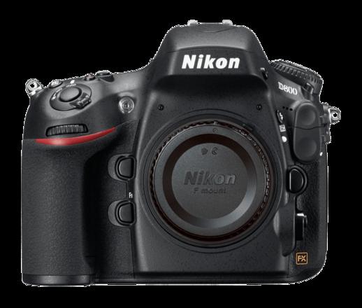 Nikon D800 (Body only)