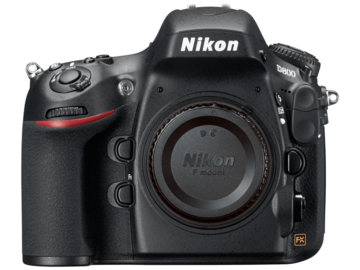 Rent: Nikon D800 (Body only)