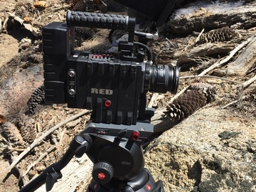 Rent: RED Epic Dragon-M Package (Nikon Mount Only)