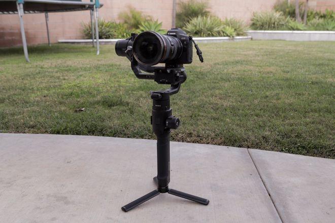 Canon EOS R + Ronin S
