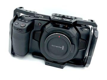 Rent: Blackmagic Design Pocket Cinema Camera 4K (Body Only)
