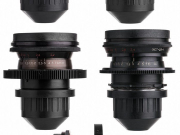 Rent: LOMO Standard Speed PL mount S35 Spherical Cinema Lens Set
