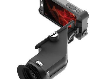 Rent: SmallHD 502 On-Camera Monitor with Sidefinder EVF