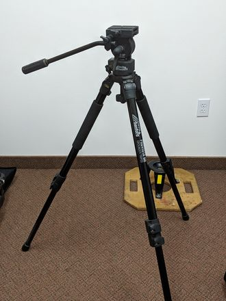 Davis & Sanford PROVISTAGR18 Provista Grounder video tripod