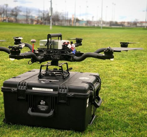 Freefly Systems ALTA 6 Cinema Drone